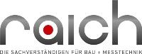 RAICH - Die Sachverständigen für Bau und Messtechnik-