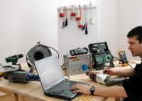 Die Geräteprüfung-